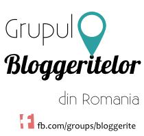 Fac parte din Grupul Bloggeritelor din Romania